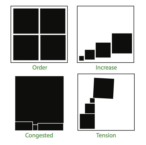 Four Black Squares assignment