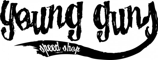 Young Guns Speed Shop logo