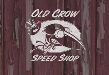Old Crow Speed Shop logo